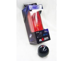 Shift Knob RAZO RA102 Shift Knob Black Resin Ball Carmate JDM Shifknob 8mm, 10mm, 12mm