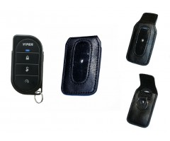 Leather case for your Viper Value 1-Way 7146V remote control fob
